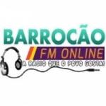 Logo da emissora Barrocão FM Online