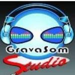 Logo da emissora Web Rádio Gravasom Studio