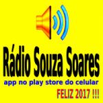 Logo da emissora Rádio Web Souza Soares