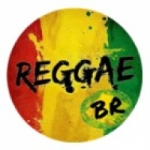 Logo da emissora Reggae BR
