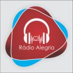 Logo da emissora R�dio Alegria