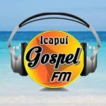 Logo da emissora Icapuí Gospel FM