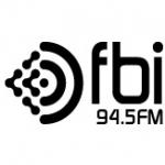 Logo da emissora Radio FBi Radio 94.5 FM