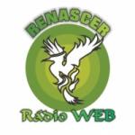 Logo da emissora Renascer Rádio Web