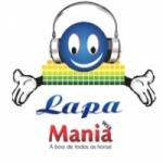 Logo da emissora Lapa Mania Web
