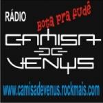 Logo da emissora Rádio Camisa de Vênus