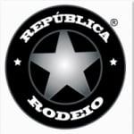 Logo da emissora Rep�blica Rodeio