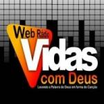 Logo da emissora Web Rádio Vidas Com Deus