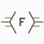 Logo da emissora Forró das Antigas