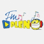 Logo da emissora Rádio Pleno FM