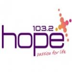 Logo da emissora Radio Hope 103.2 FM
