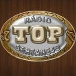Logo da emissora R�dio Top Sertanejo