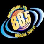Logo da emissora R�dio Regional 88.5 FM
