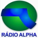 Logo da emissora R�dio Alpha