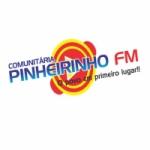 Logo da emissora Rádio Pinheirinho 88.3 FM