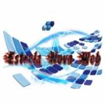 Logo da emissora Estrela Nova Web