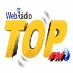 Logo da emissora Rádio Web Top FM