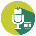 Logo da emissora Rádio 60.0
