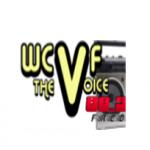 Logo da emissora WCVF 88.9 FM