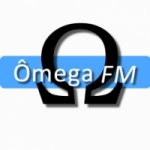Logo da emissora Ômega FM