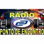 Logo da emissora R�dio Ponto de Encontro Web