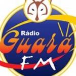 Logo da emissora Rádio Guará 98.1 FM
