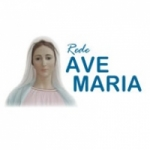 Logo da emissora Rede Ave Maria