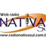 Logo da emissora Web Rádio Nativa Sul