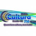Logo da emissora R�dio Cultura 98.5 FM