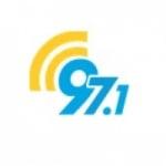Logo da emissora Rádio 97 Nova FM