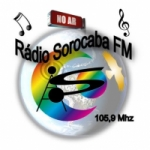 Logo da emissora R�dio Sorocaba 105.9 FM