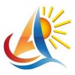 Logo da emissora Atlantica Soleil