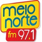 Logo da emissora Rádio Meio Norte 97.1 FM