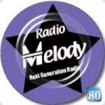 Logo da emissora Radio Melody ITA folk