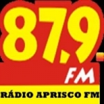 Logo da emissora Rádio Aprisco 87.9 FM
