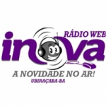 Logo da emissora Inova FM