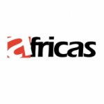 Logo da emissora Rádio Áfricas