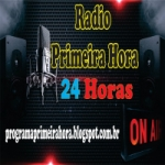 Logo da emissora Primeira Hora
