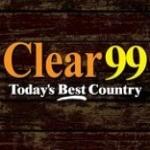 Logo da emissora Radio KCLR 99 FM