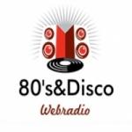 Logo da emissora 80's & Disco Radio