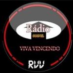 Logo da emissora Rádio Gospel Viva Vencendo
