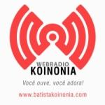 Logo da emissora Webradio Koinonia