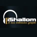Logo da emissora iShallom Web R�dio