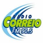 Logo da emissora R�dio Correio 90.5 FM