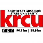 Logo da emissora KRCU 90.9 FM
