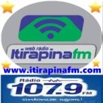 Logo da emissora Rádio Itirapina 107.9 FM