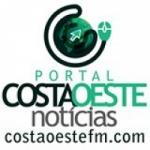 Logo da emissora Rádio Costa Oeste 93.3 FM