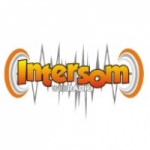 Logo da emissora R�dio InterSom