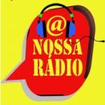 Logo da emissora A Nossa Rádio