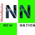 Logo da emissora Rádio New Nation